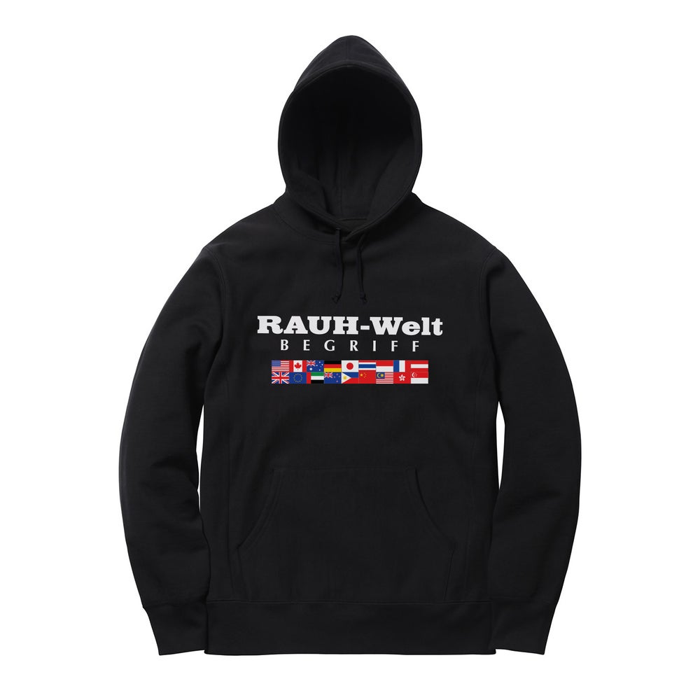 Image of RWB Worldwide Hoody