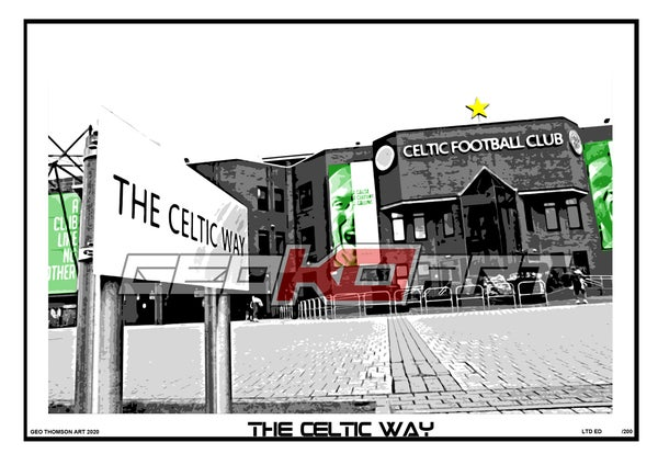 Image of THE CELTIC WAY