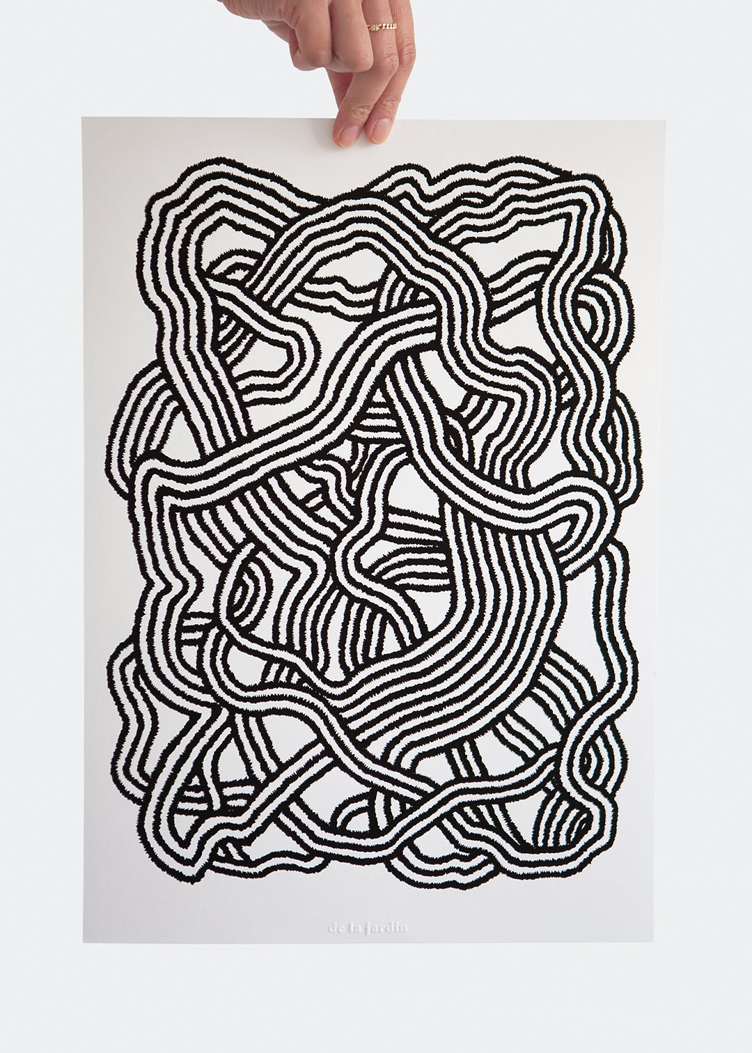 Image of Thread - Print