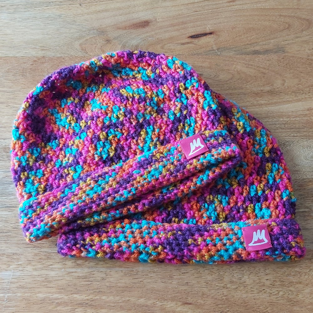 Image of Skittles Beanie - Adult