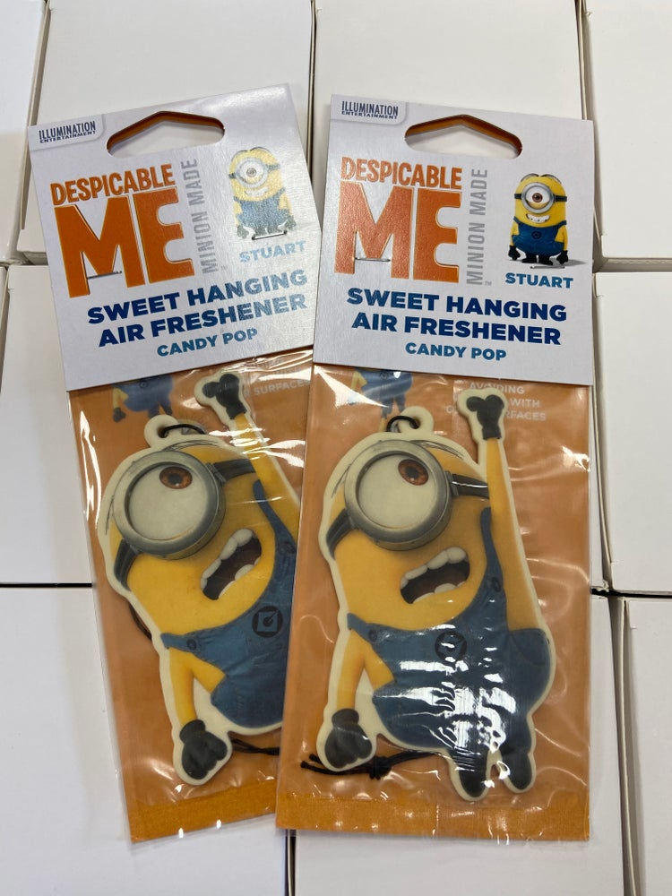 Image of Minion Air Freshener (Candy POP)