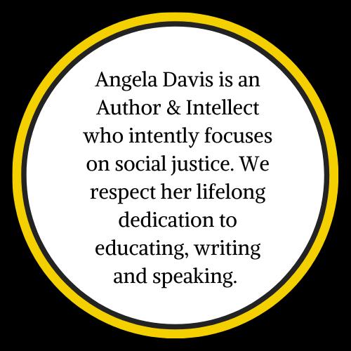 Image of Angela Davis T Shirt