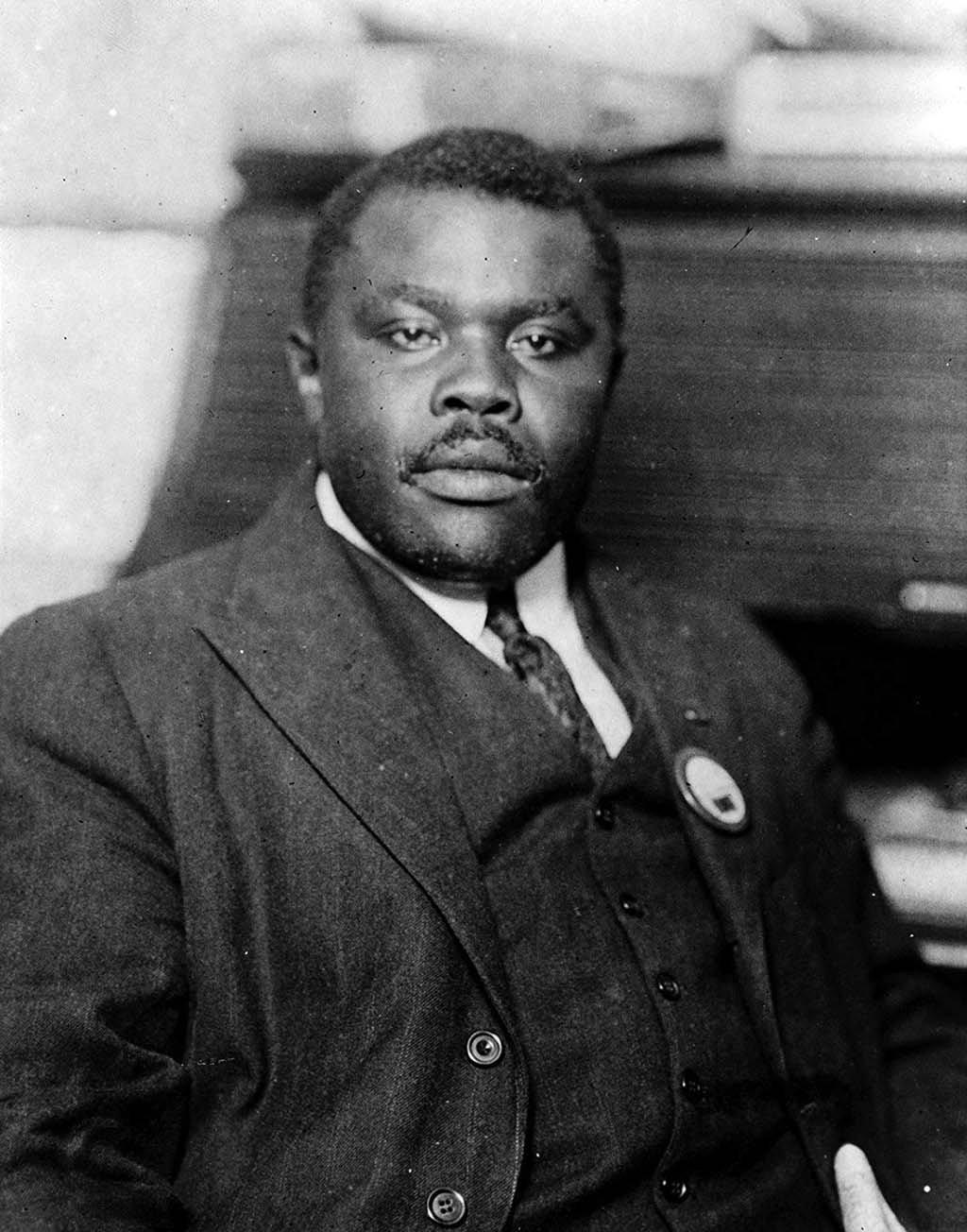 Image of Marcus Garvey Periodic Table Raglan