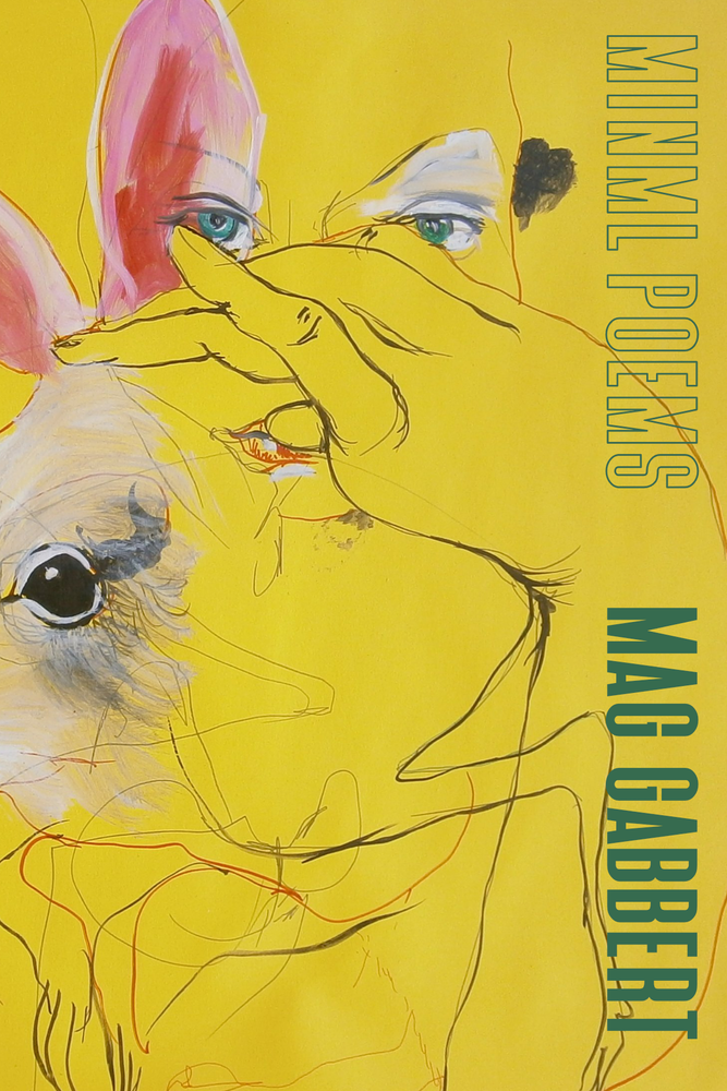 Image of Minml Poems by Mag Gabbert