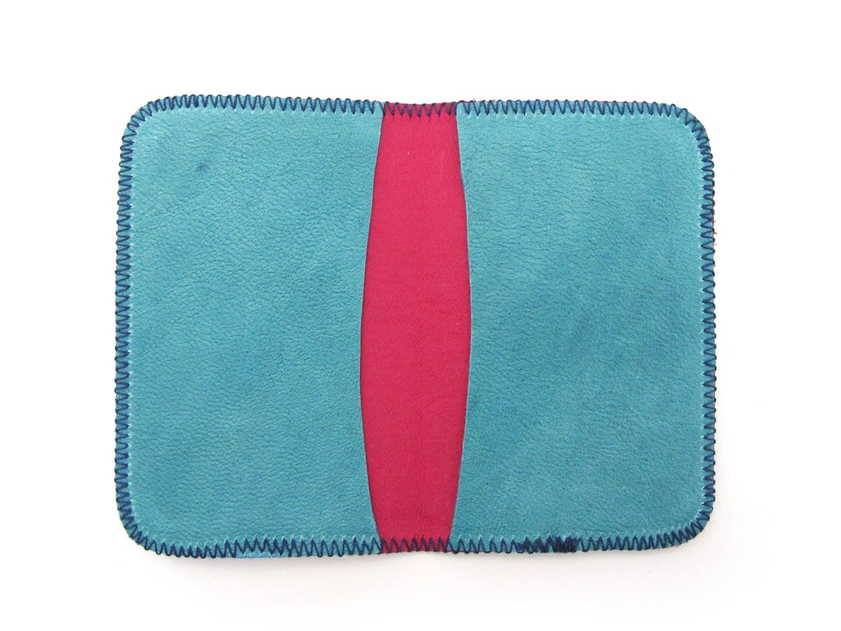 Image of Pink Parrots Card Holders