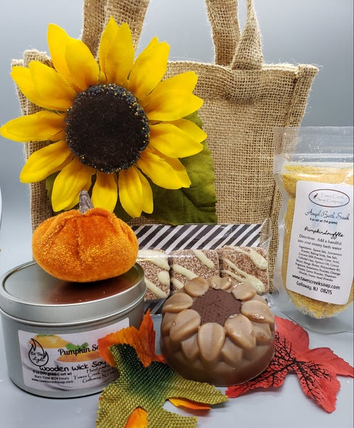 Image of Pumpkin Souffle Collection