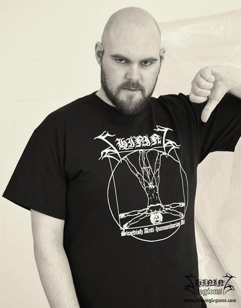 """Image of Shining """"Antihuman 2020"""" T-Shirt"""