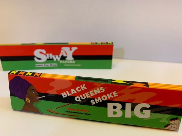 Image of Noonies/shway rolling papers