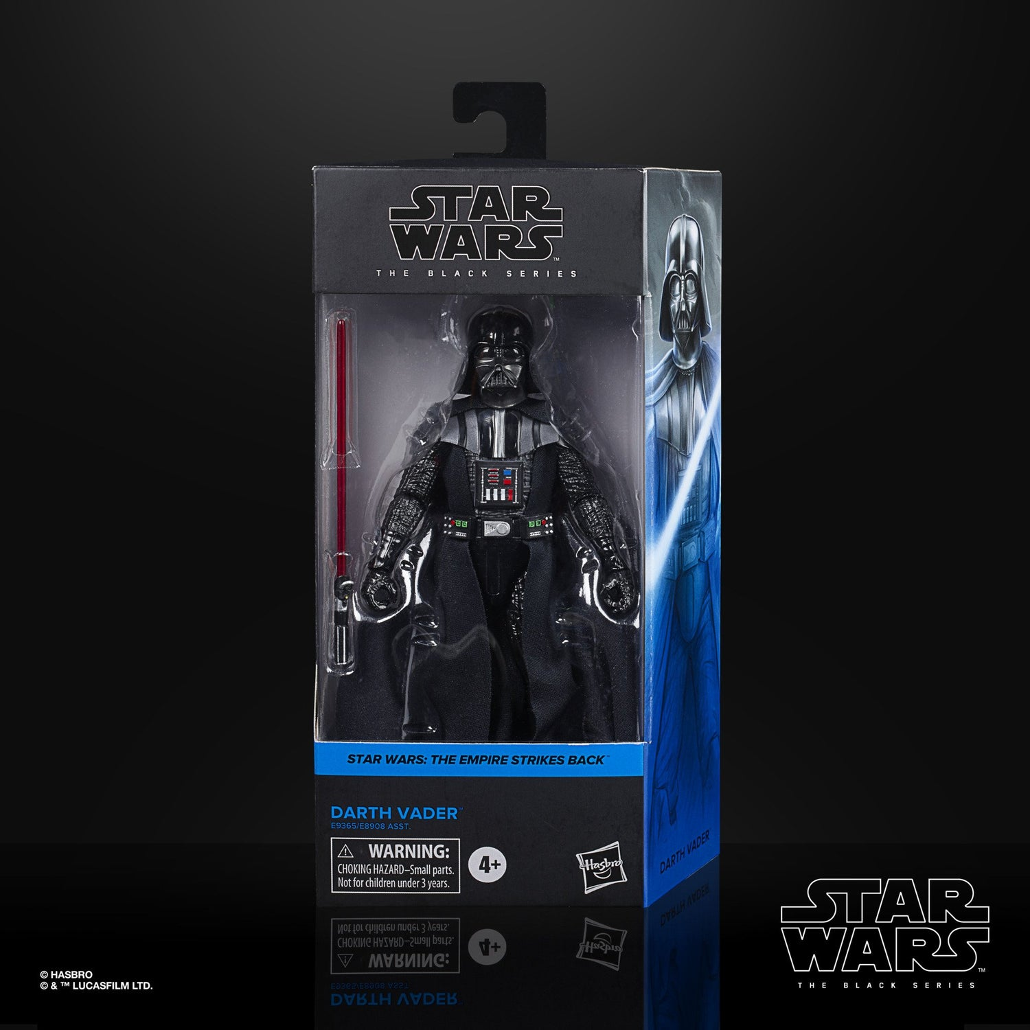Image of Star Wars The Black Series Darth Vader 6-Inch Action Figure