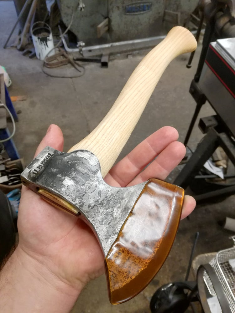 Image of Light Carving Axe