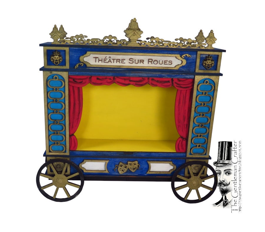 Image of Theater On Wheels Kit