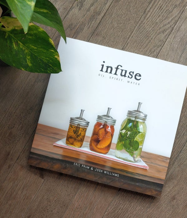 Image of Infuse Recipe Book