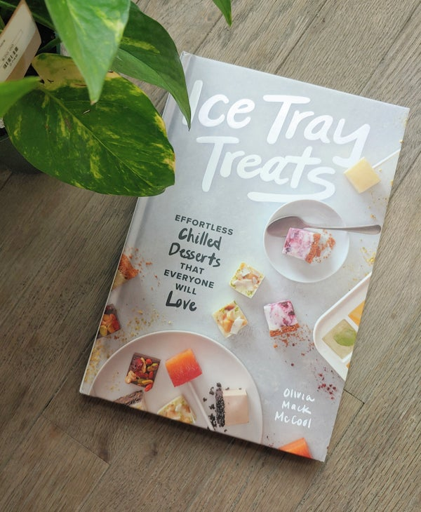 Image of Ice Tray Treats Recipe Book