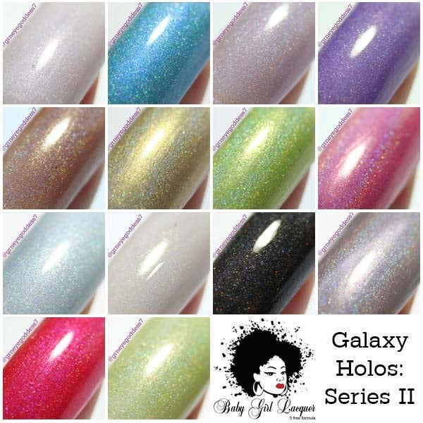 Image of Galaxy Collex: Series II (2013-14)