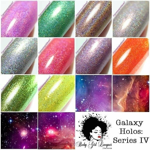 Image of Galaxy Collex: Series IV (Planetary Moons) 2017-