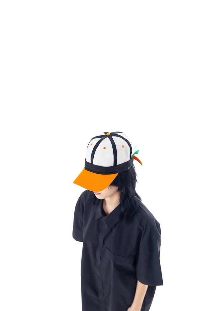 Image of RALLY CAP (DETOUR ORANGE)