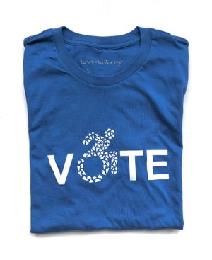 Image of VOTE shirt