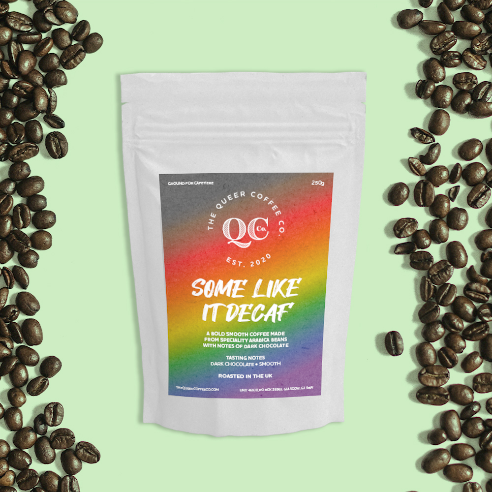 Image of Some Like It Decaf - 250g