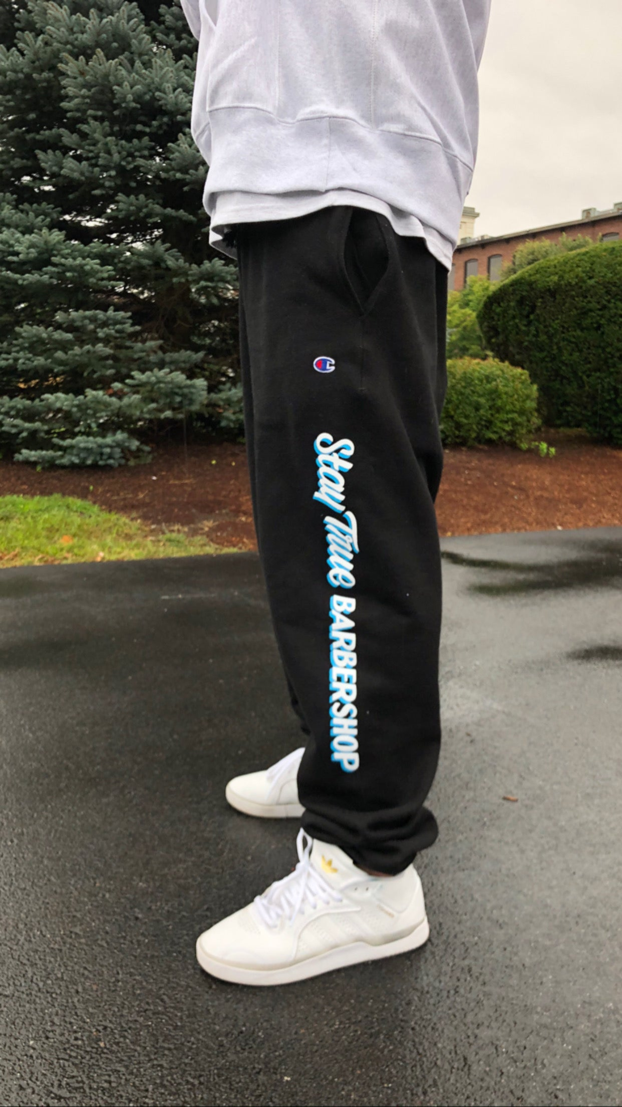 Image of Stay True x Champion Sweatpants
