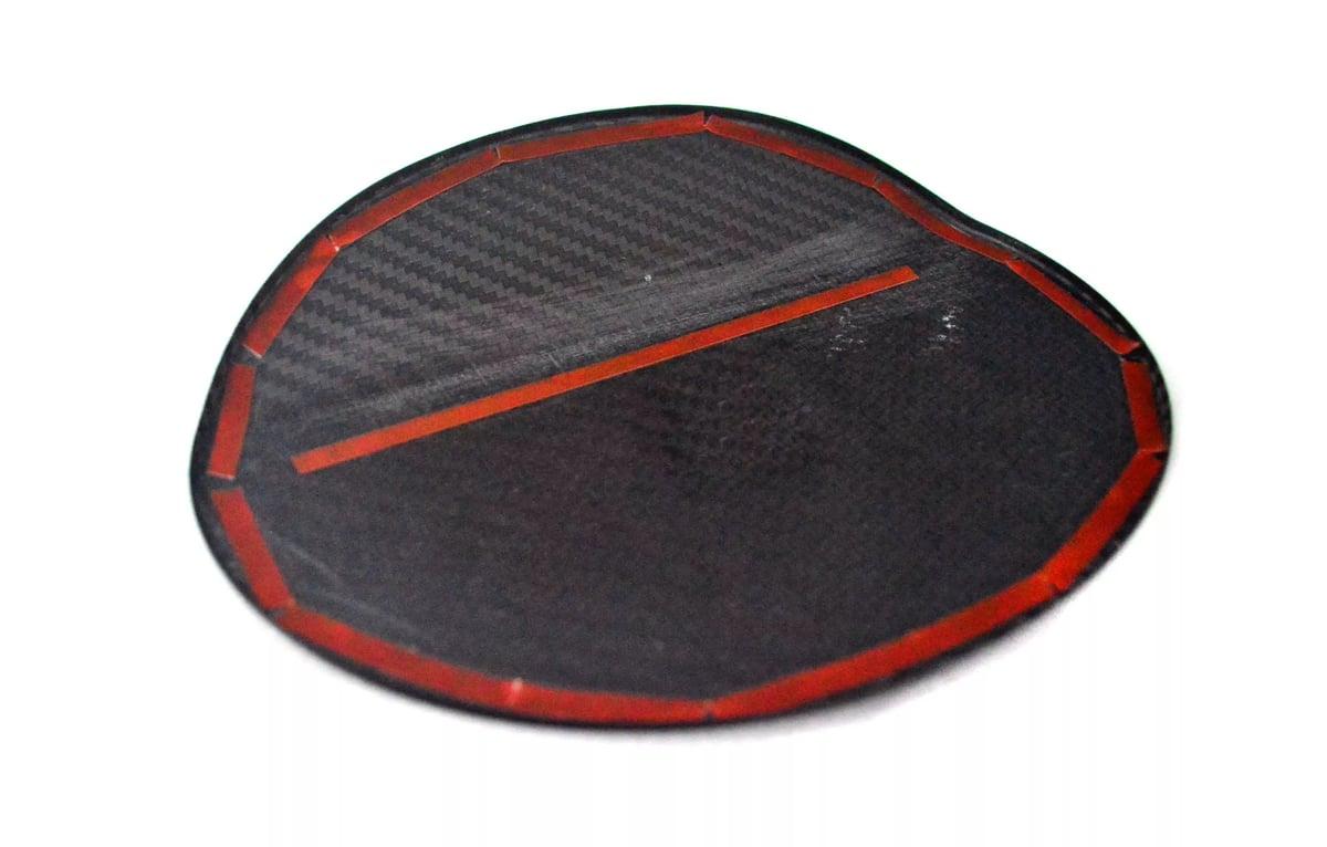 Image of WRX + STi Carbon Fiber Gas Cap Cover