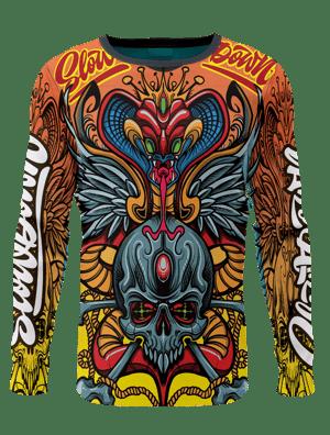 Image of Slowdown  Cobra Skull Jersey