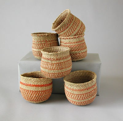 Image of Mini Iringa Baskets