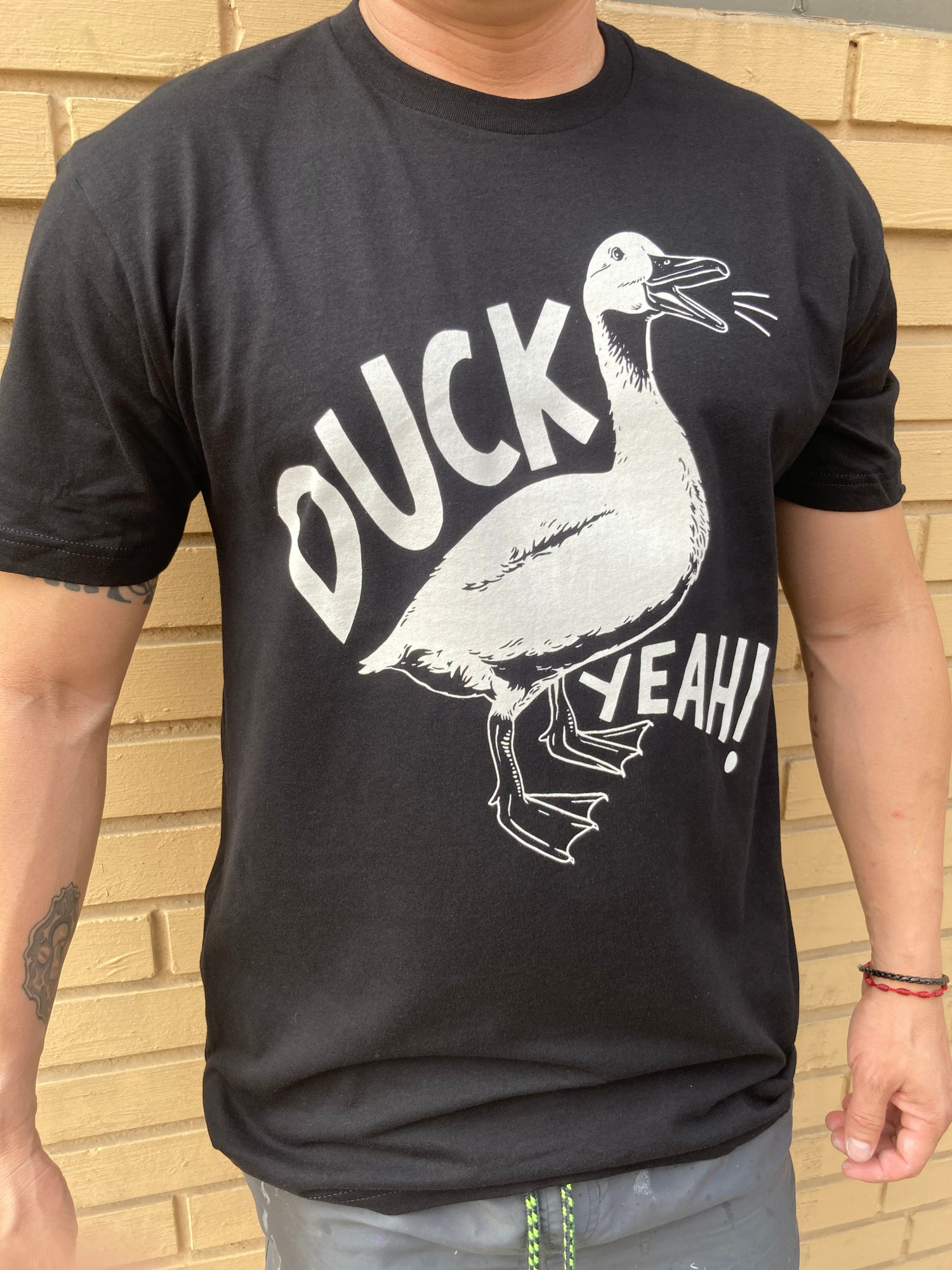 Image of (ALMOST GONE) DUCK YEAH! Limited Edition Shirt