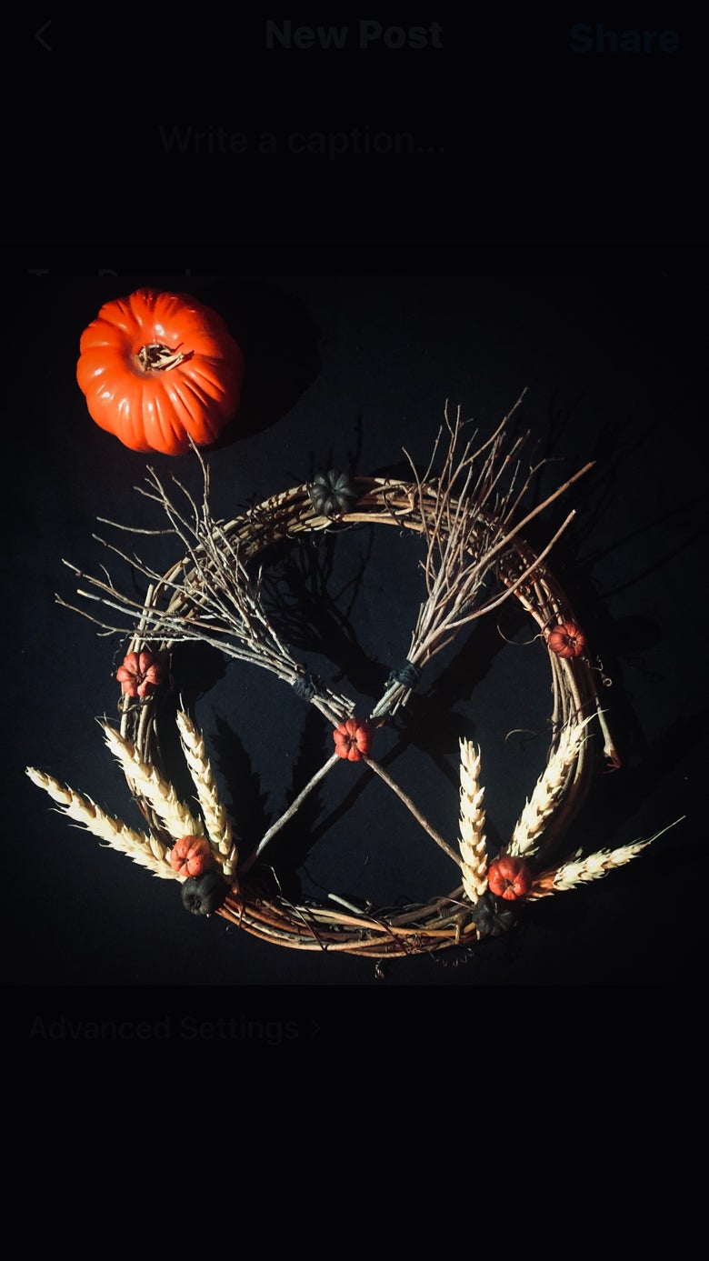 Image of Harvest Witch