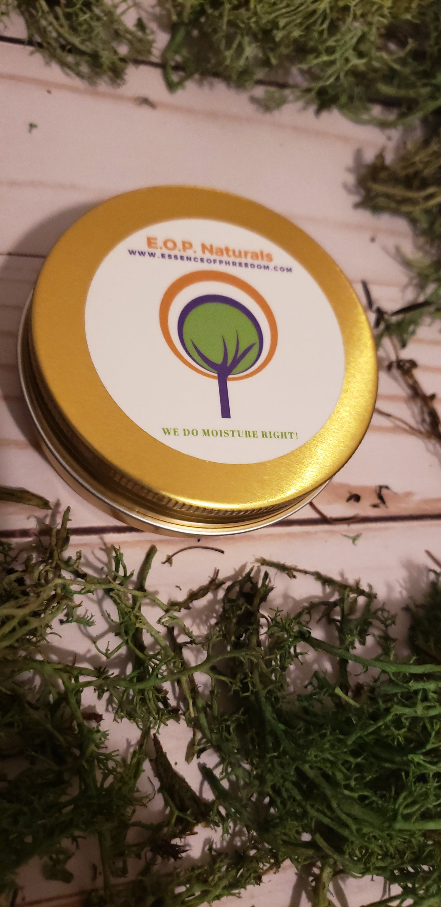 Image of Distinguished Natural Beard Balm