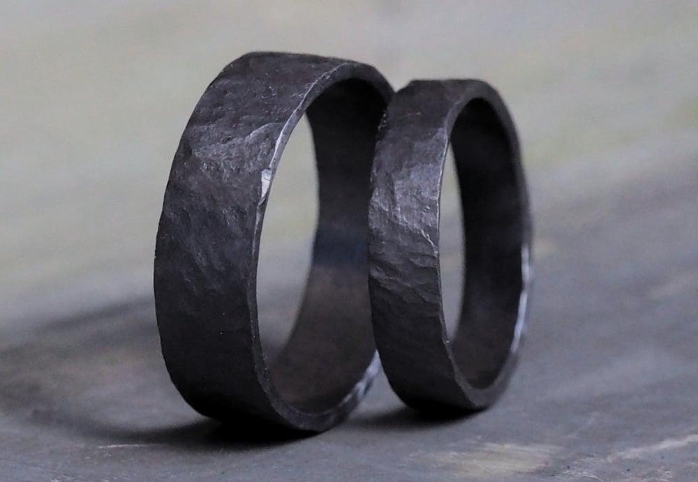 Image of Tantalum hammered