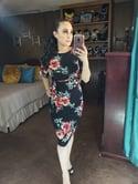 Stephany Flower Dress