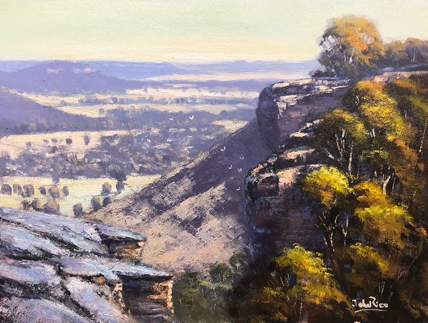 Image of From Hassans Walls, Lithgow