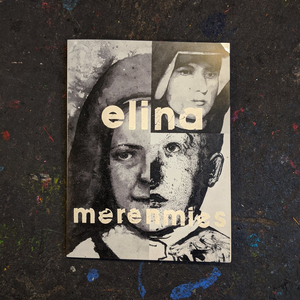 Image of ELINA MERENMIES BOOK