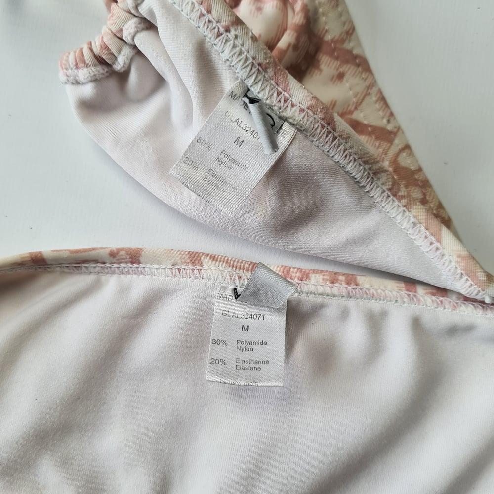 Image of Christian Dior Monogram Bikini