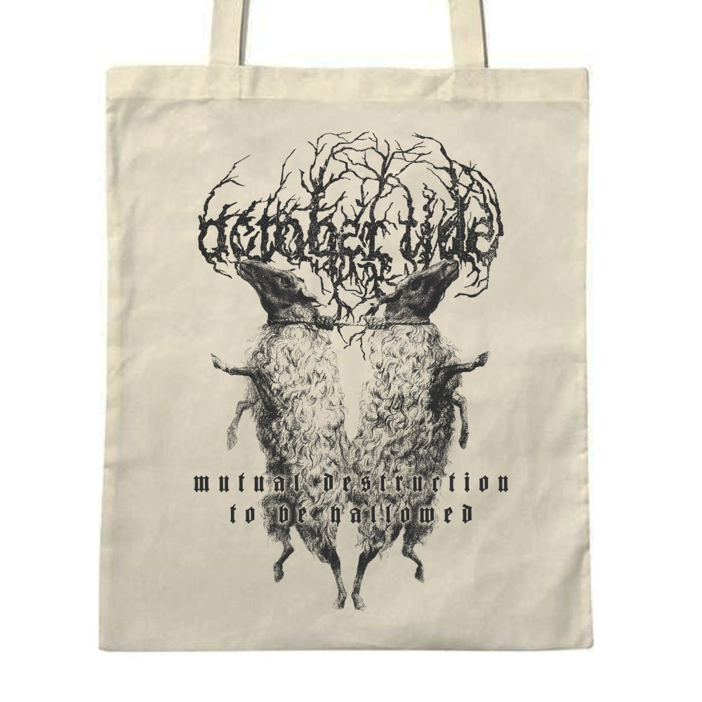 Image of Mutual Destruction Shopping Bag