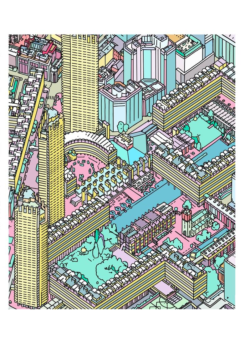 Image of The Barbican / Y