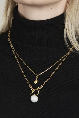 Image of NORTH STAR Necklace