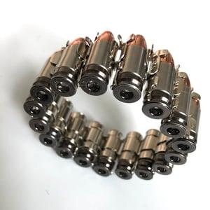 Image of G-355 Copper Bullet Bracelet