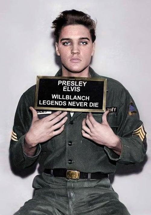 Image of PRESLEY -LEGENDS SEASON-