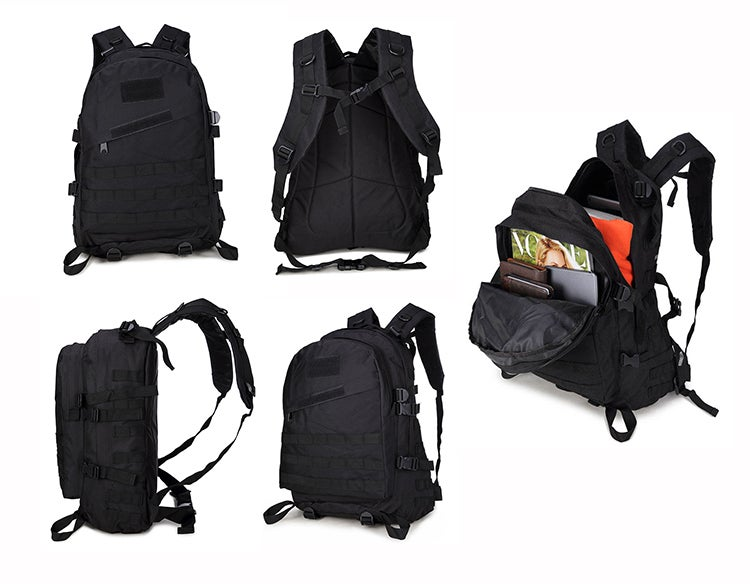 Image of 3D Military Back Pack