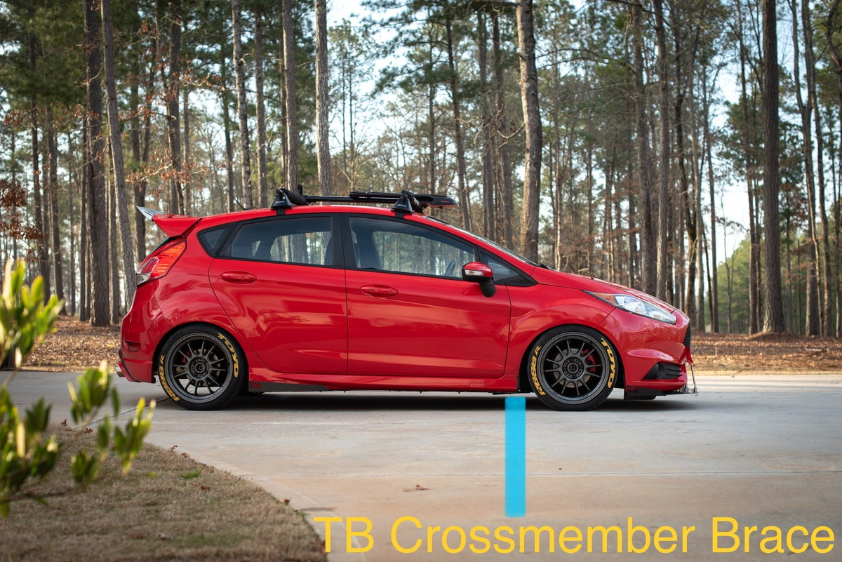 Image of Fiesta ST // TB Performance Crossmember Brace