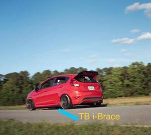 Image of Fiesta ST // TB Performance i-Brace