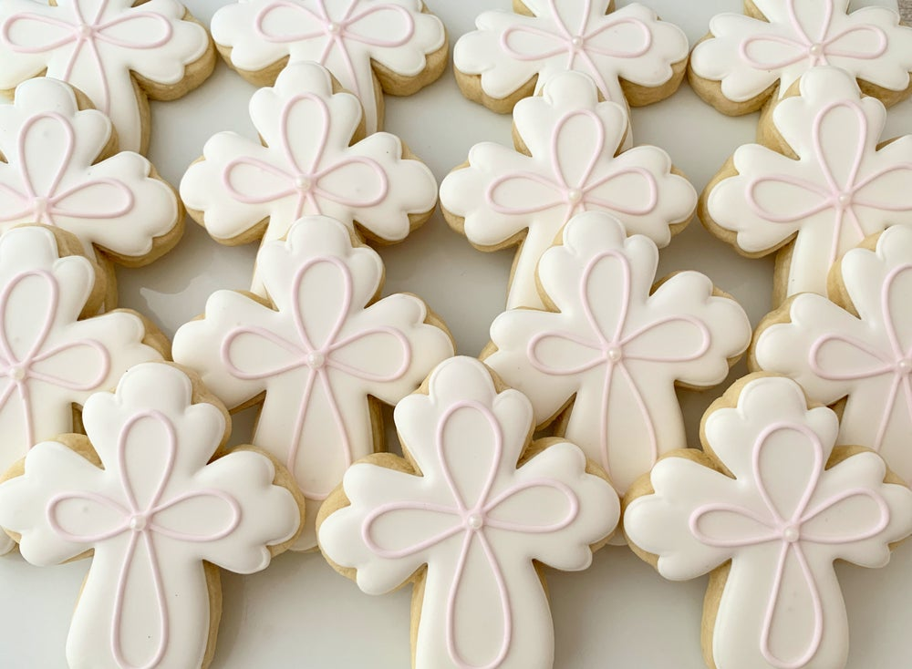 Image of Baptism Cookies