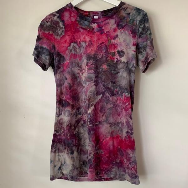 Image of Tie Dye Women's Large 1 of 1 (Magenta)