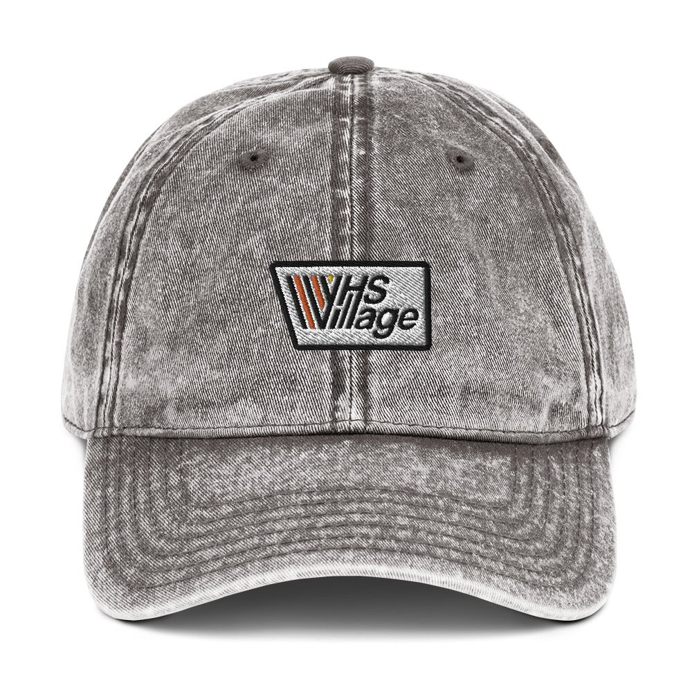 VHS Village Logo Dad Hat