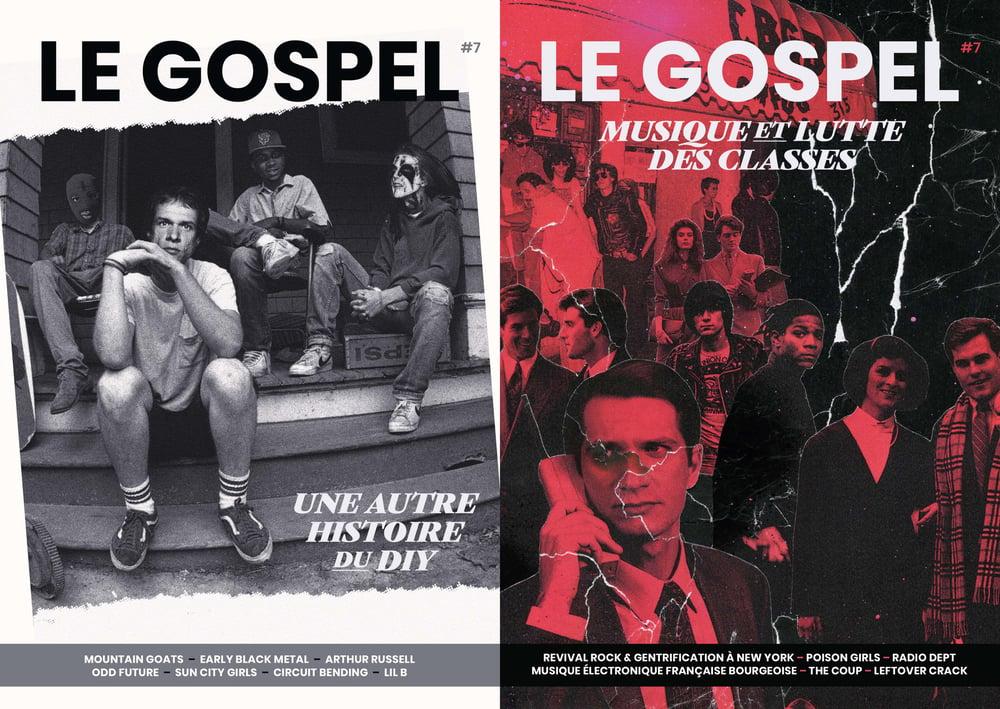 Image of LE GOSPEL #7 (double numéro)