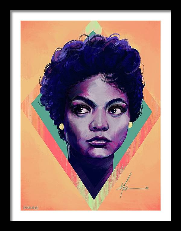 "Image of ""Eartha Kitt"" Open Edition Prints"