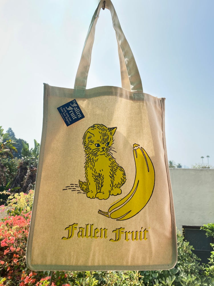 Image of Kitty Kat Fruit Picking Bag!
