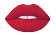 Image of Cherish Your Lips-Flame