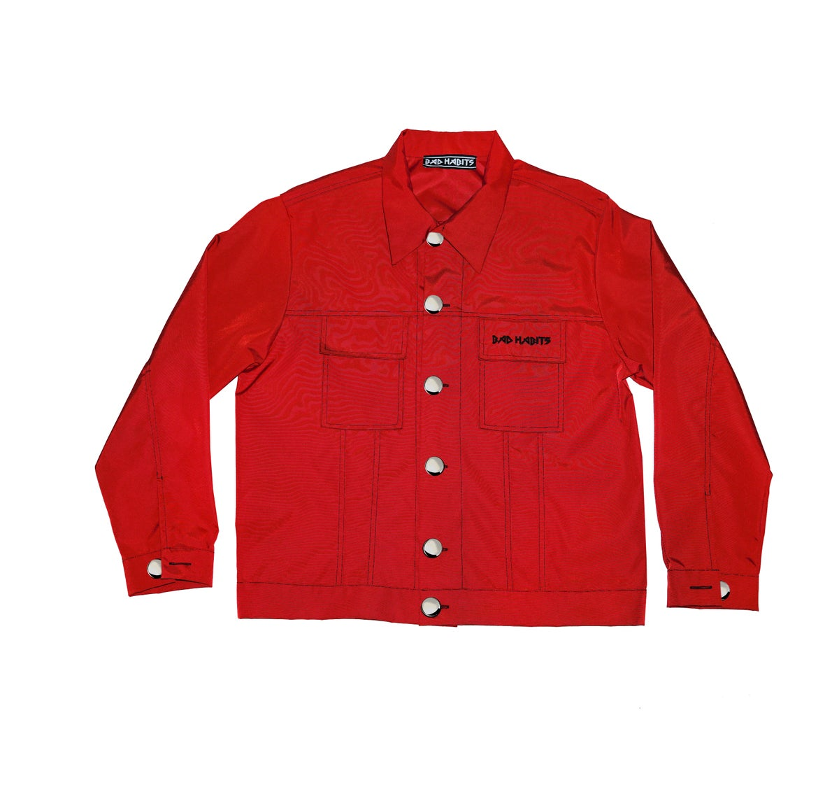 Image of RAINPROOF JACKET - RED